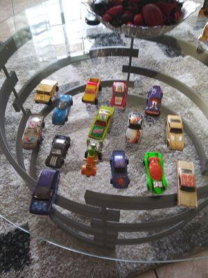 Tools & machinery..Look lot of 15 used hot wheels cars.Collectibles# 1 for Sale in Lincoln Acres, CA