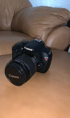 Canon T5 for Sale in Chandler, AZ