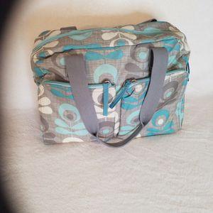Diaper bag Gray and Blue for Sale in Chula Vista, CA