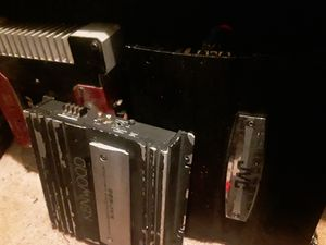 Subwoofer amplifiers for Sale in Bloomington, IN