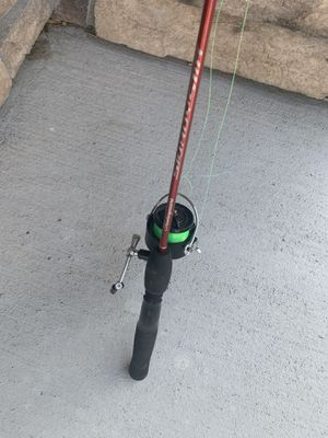 Fishing rod shimago and vintage reel for Sale in Commerce City, CO