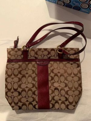 Brand New Coach Tote Shoulder Bag for Sale in Fontana, CA