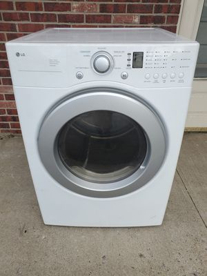 LG electric dryer good working conditions for Sale in Wheat Ridge, CO