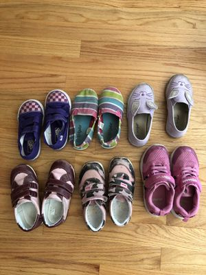 Girl toddler shoes for Sale in Buffalo Grove, IL