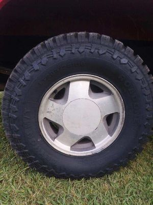 Tires and rims for Sale in Ashville, AL