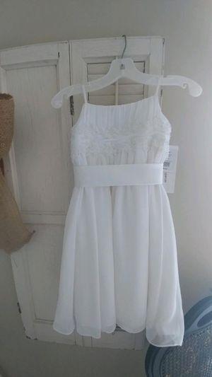 Unused flower girl dress for Sale in Batavia, IL
