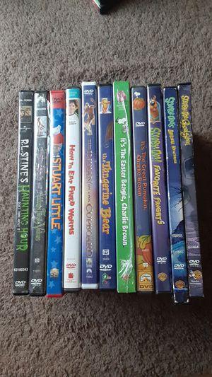 Kids Movie Lot for Sale in Bakersfield, CA