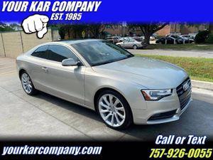 2014 Audi A5 for Sale in Norfolk, VA
