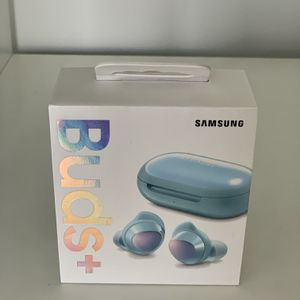SEALED Galaxy Buds Plus True Wireless earbuds for Sale in Queens, NY