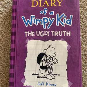 Diary of a wimpy kid the ugly truth for Sale in Mesa, AZ