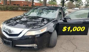 🎁($1,OOO)🍂FOR SALE 2009 Acura TL for Sale in Fort Lauderdale, FL
