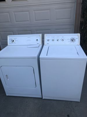 Kenmore washer&gas dryer for Sale in Azusa, CA
