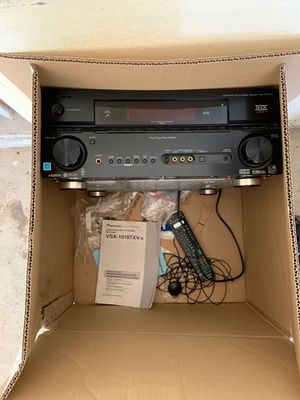 Pioneer audio/video multi channel receiver for Sale in Mansfield, TX