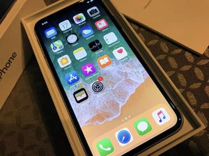 iPhone X- brand new for Sale in Belmond, IA