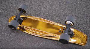 Electric penny board skateboard for Sale in Alexandria, VA