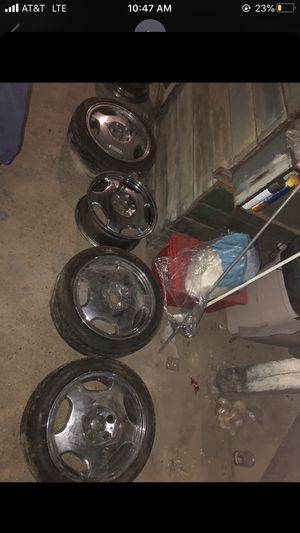 Rims for Car for Sale in Waterbury, CT