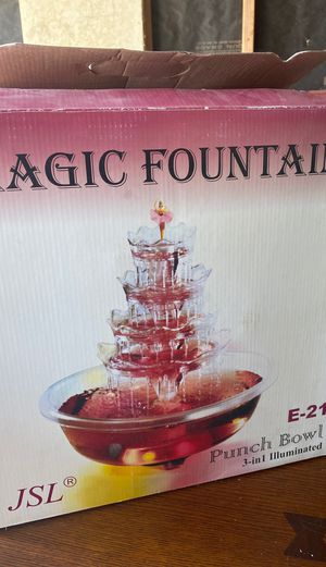 Fountain for Sale in Bakersfield, CA