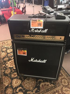Marshall Half Stack for Sale in Elgin, IL