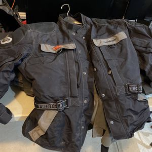 First gear Kilimanjaro Motorcycle Jacket for Sale in Lyon Charter Township, MI