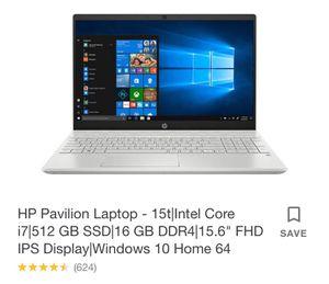 HP Laptop for Sale in Vassalboro, ME