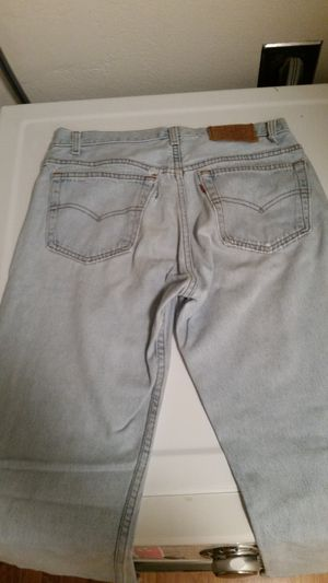 Levi's size 32 by 30 for Sale in San Jose, CA