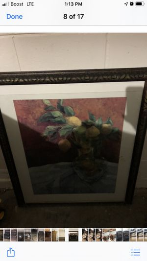 Fruit painting picture for Sale in Kissimmee, FL