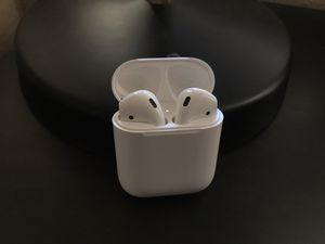 AirPods (Gen 2) with Charging Case for Sale in DEVORE HGHTS, CA