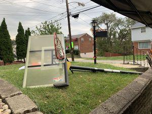Basketball Hoop Adjustable for Sale in Pittsburgh, PA