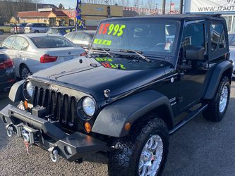2010 Jeep Wrangler Sport for Sale in Happy Valley	,  OR