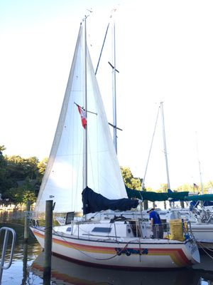 1978 San Juan 28 Sailboat for Sale in Annapolis, MD