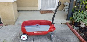 Radio Flyer Deluxe Grandstand Wagon 3-in-1 for Sale in Pittsburg, CA