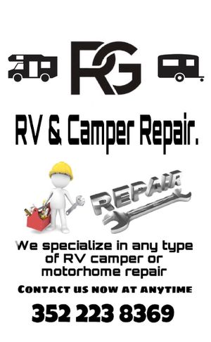 RG Mobile RV Repair. Contact me at anytime for Sale in Orlando, FL