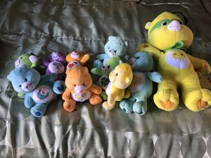 Care Bear stuffed animals for Sale in San Diego, CA
