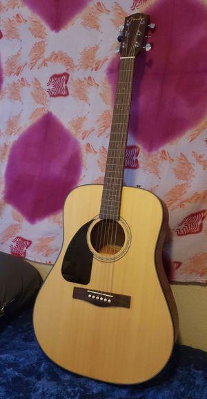 Left-handed Fender Acoustic Guitar for Sale in Austin, TX