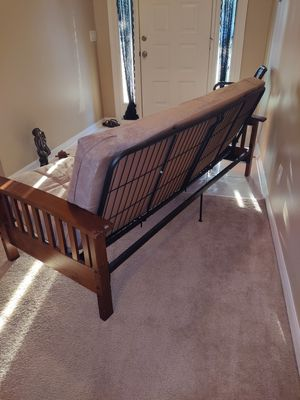 Futon/sleeper couch ....excellent condition. $50 takes it for Sale in Melbourne, FL