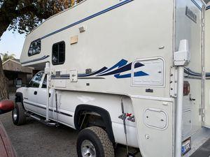 2002 Lance Cab Over Camper for Sale in Riverside, CA
