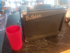Esteban g mini guitar amp for Sale in Missoula, MT