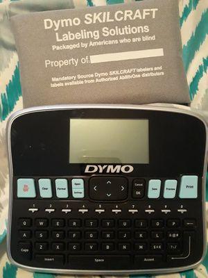 DYMO label maker for Sale in Santa Maria, CA