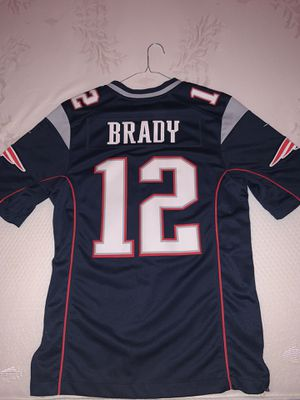 Tom Brady Patriots Jersey!! Size- Small for Sale in Alsip, IL