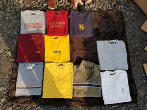 Abercrombie/ A.E. T's bundle for Sale in Shamokin, PA