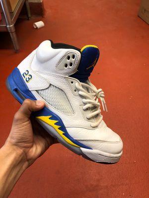 Jordan 5 (Laneys) size 8.5 for Sale in Sterling, VA