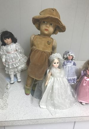 Antique and Effenbee dolls for Sale in Atlanta, GA