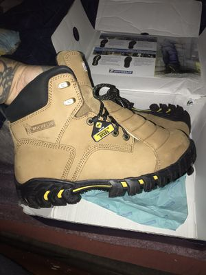 Work boots sz13 for Sale in Andover, MA