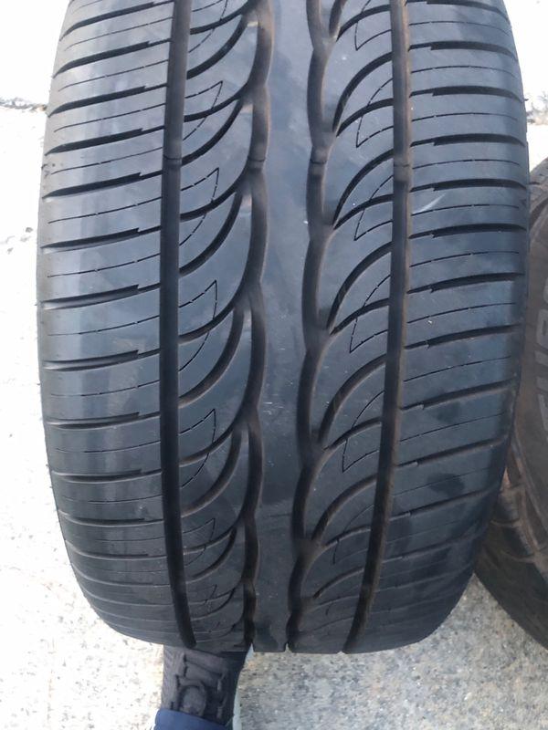 Tires 255/35/18
