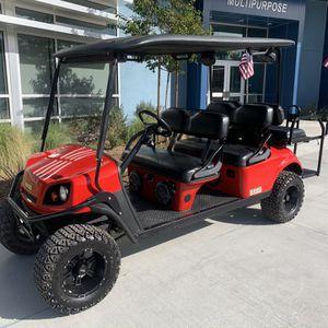 Gas Powered Ezgo Golf Cart Like New for Sale in Corona, CA
