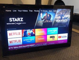 "40"" Full HD 1080p TV with Wall Brackets X3 for Sale in Bellevue,  WA"