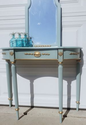 ShabbyChic entry way table or console for Sale in La Habra Heights, CA
