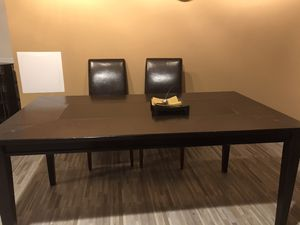 Dining room table for Sale in Mequon, WI