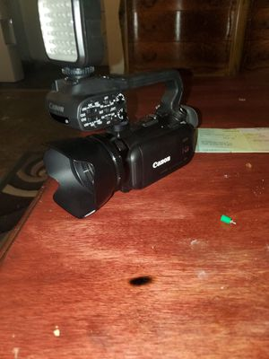 Cannon XA10 HD pro for Sale in Long Beach, CA