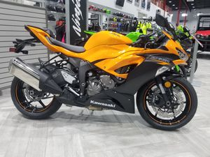 2020 KAWASAKI NINJA ZX-6R ZX6R ABS MOTORCYCLE for Sale in Fort Lauderdale, FL